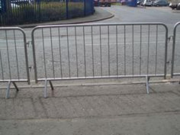Crowd Control Barricades-AKA Bike Racks
