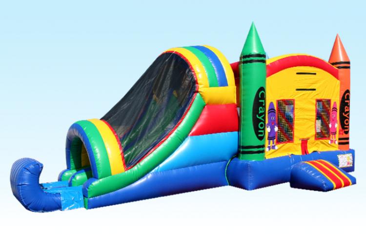 Jump/ Slide Combos