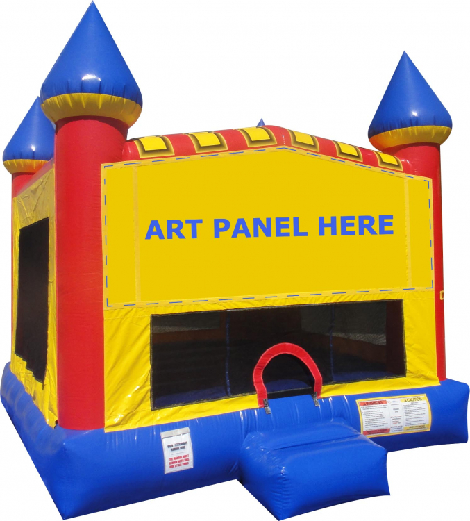 Jumpers & Bounce Houses